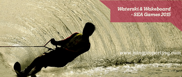 Waterski and Wakeboard – SEA Games 2015