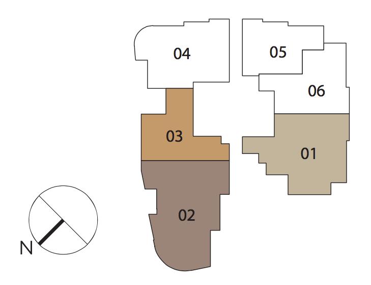 Neem Tree - Stack Layout Plan