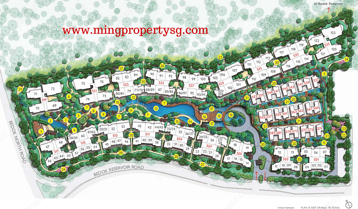 archipelago condo for rent and sale ming property