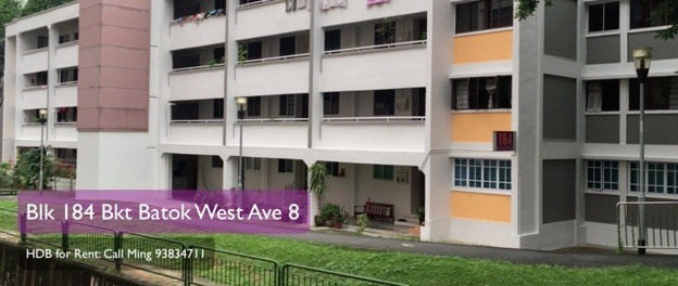 184 Bukit Batok West Avenue 8 For Rent