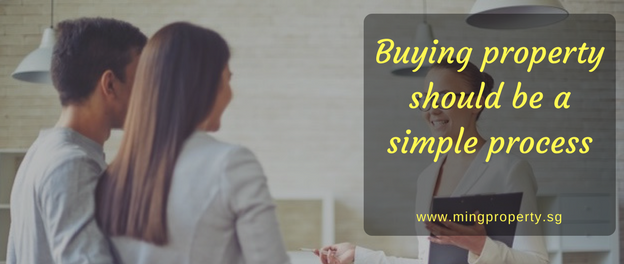 Buying property should be a simple process.