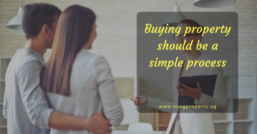 Buying property should be simple FB Ad