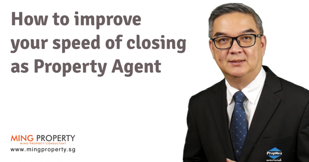 increase speed of closing for property agent