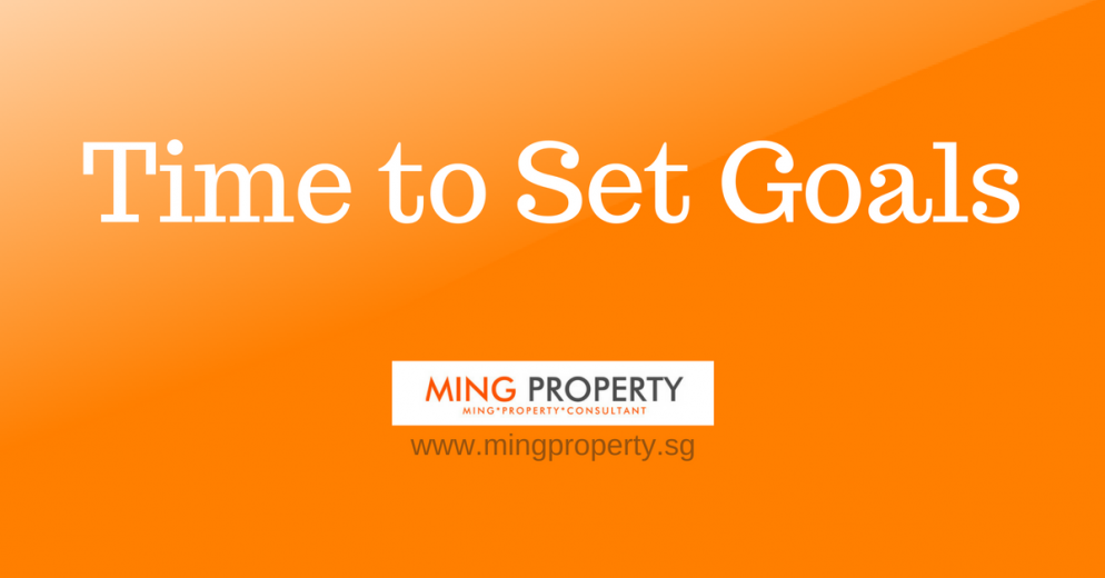 time to set goals by ming property - fb