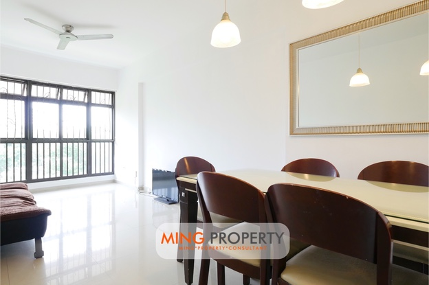 26D Jalan Membina HDB 4-Room For Rent