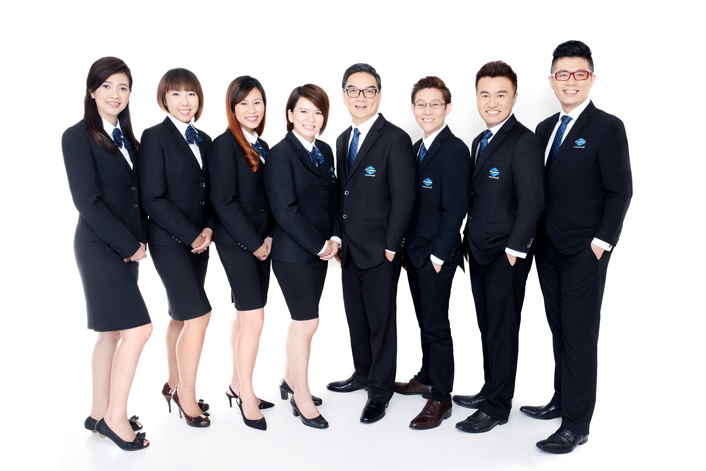 Experienced Property Agent - Ming Property Team photo standing