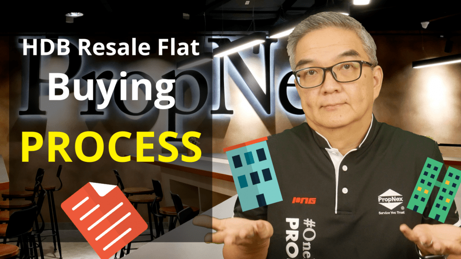 HDB Resale Flat - Buying Process by Ming Property and Francis Ming Division