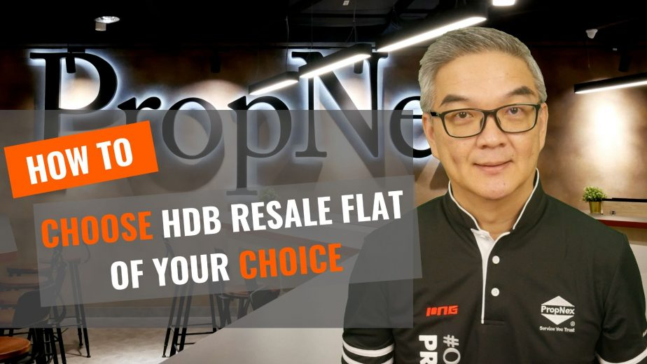 HDB Resale Flat - Choosing Preferred Unit | Ming Property