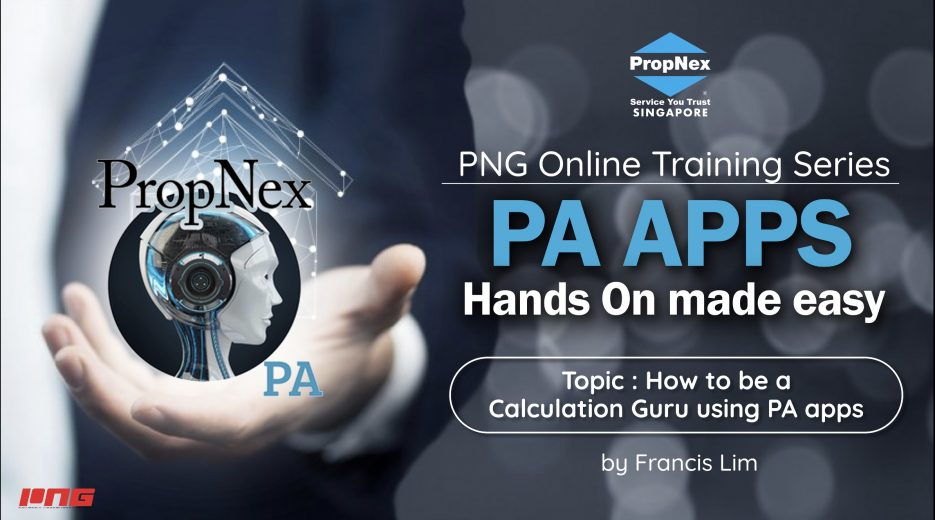 PNG Online Training PA Apps