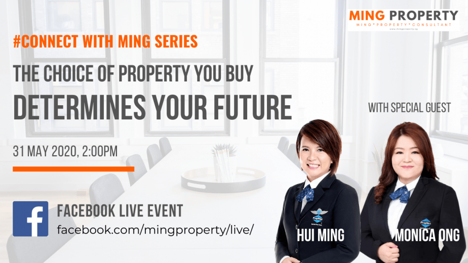 Choice of property determines future. Ming Property