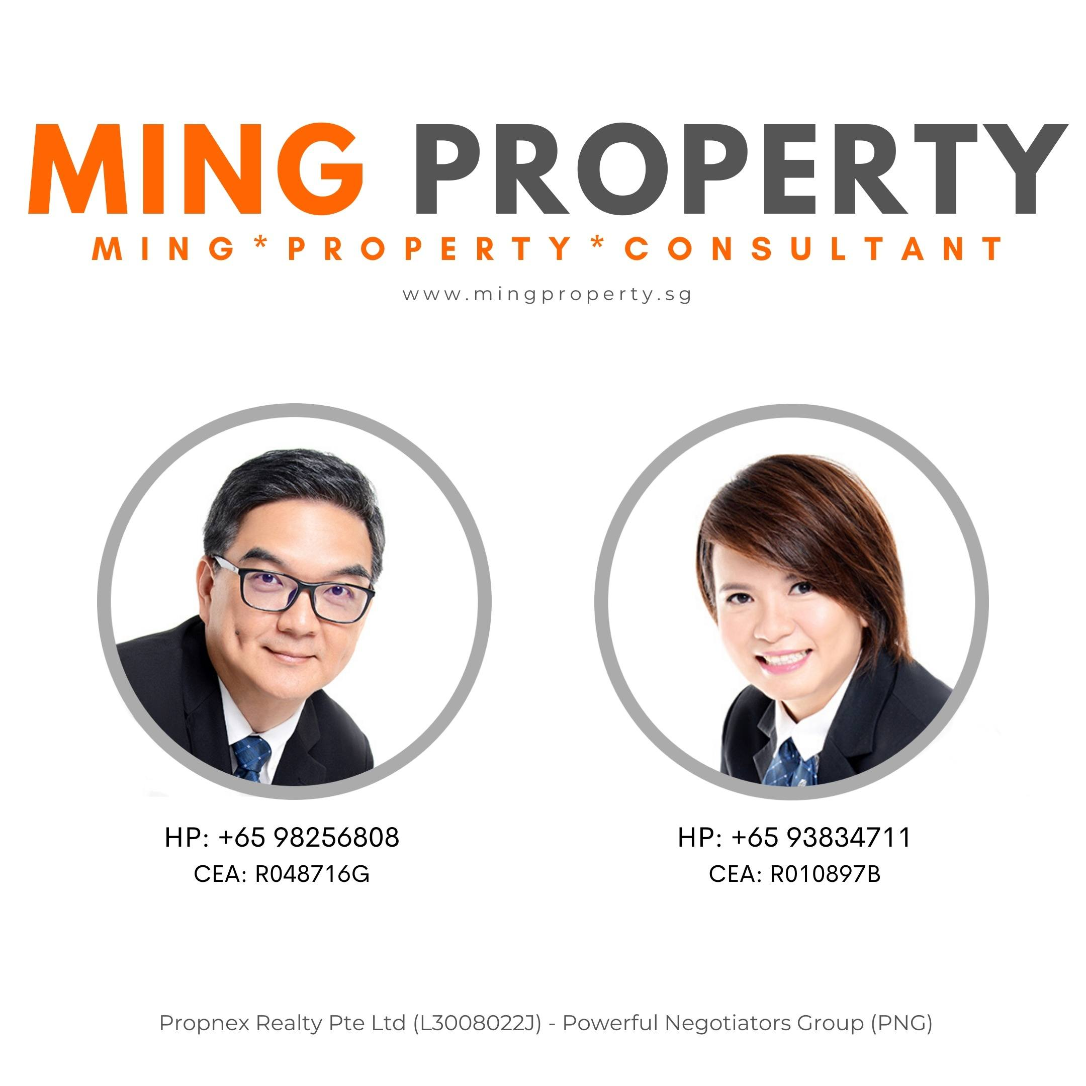 Ming Property francis and ming